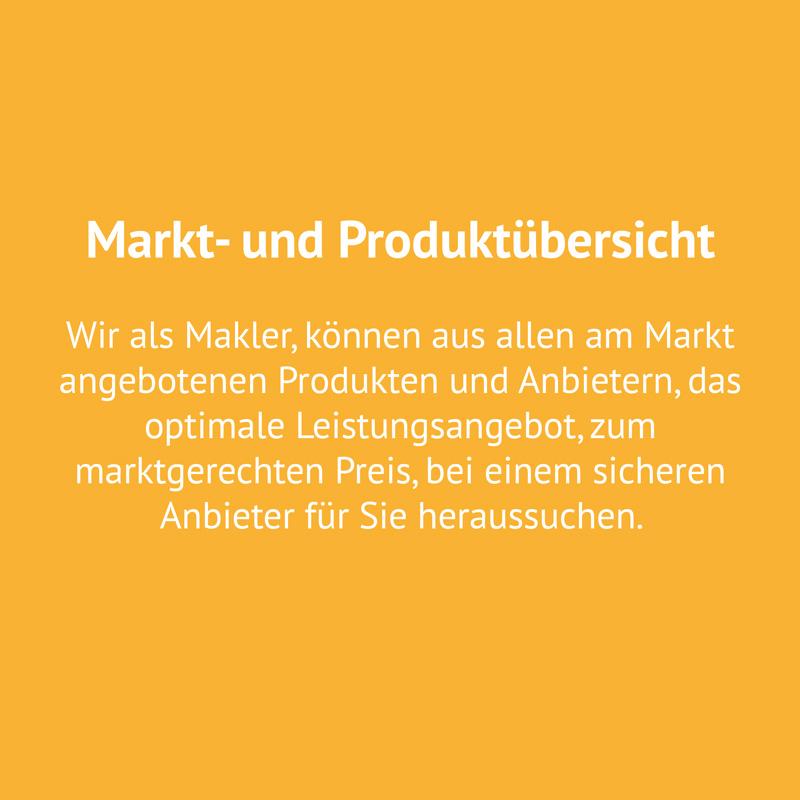 Markt-und-Produktübersicht