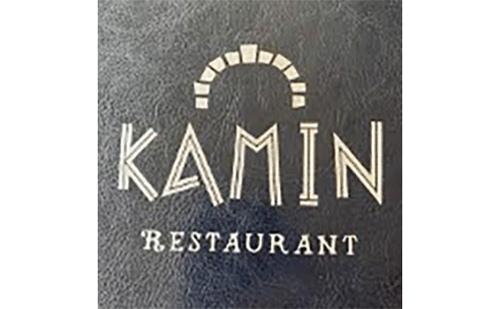Restaurant-Kamin